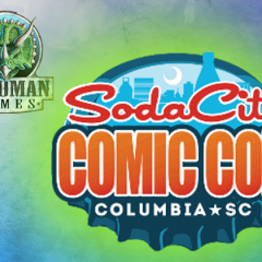 Soda City Comic Con Is This Weekend!