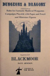 Blackmoor Book