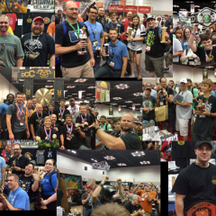 All The Gen Con Tournament Winners!