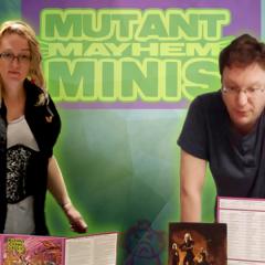 Mutant Mayhem Mini Interview!