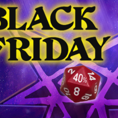 Black Friday Sale 2018!
