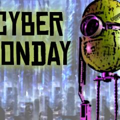 Cyber Monday Sale 2018!