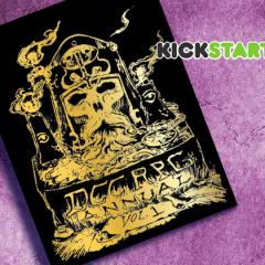Last Chance for DCC Annual Kickstarter!
