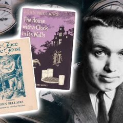 Adventures in Fiction: John Bellairs