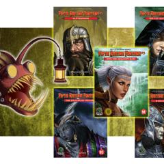 Late Pledge Option for Brazilian Fifth Edition Fantasy