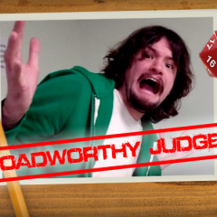 Roadworthy: Judge Zebarah!