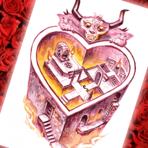 Happy Valentines Day from Goodman Games!