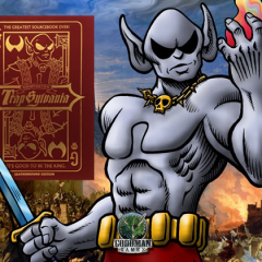 Now in Stores: Grimtooth's Trapsylvania!
