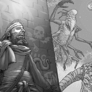 Two Kickstarters Live for DCC RPG Zines!