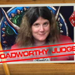 Roadworthy: Judge Val Emerson!