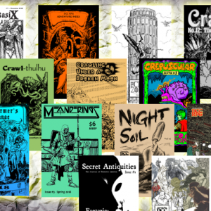 Check Out Our Redesigned DCC Zines Page!