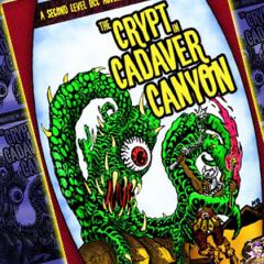 Kickstarter for Crypt in Cadaver Canyon Ends Soon