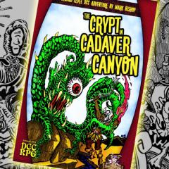 Purple Sorcerer Unleashes New DCC Kickstarter!
