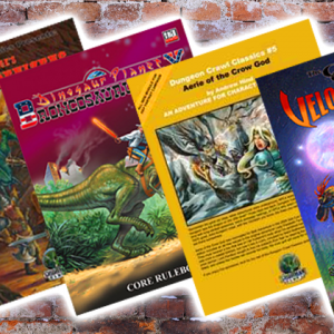 The 3E Throwback Sale is Live at DriveThruRPG!