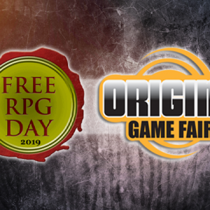 Free RPG Day and Origins Are This Weekend!