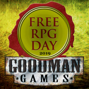 Recap of Free RPG Day