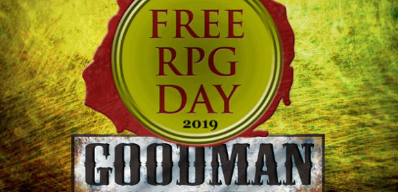 Recap of Free RPG Day