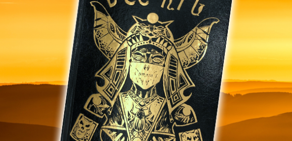 Egyptian Lich Cover Now Available For Road Crew!