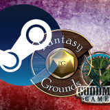 Save 25% on DCC RPG Rules for Fantasy Grounds Through Steam!
