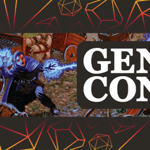 Gen Con Tournament – Don't Forget Your Wizard Grimoire!