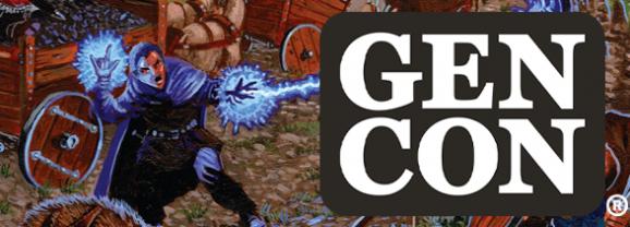 Gen Con Tournament – Don't Forget Your Wizard Grimoire!