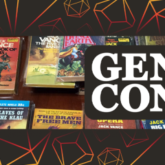 Gen Con Preview #2: The Appendix N Book Store Returns!