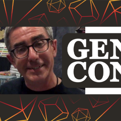 Gen Con Preview: Bonus Preview of the Booth!
