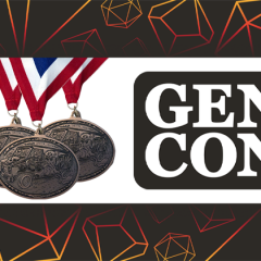 Gen Con Preview #1: The 2nd Annual Goodie Awards, The Raffle, and The Awards Ceremony!