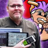 A Profile of the Purple Sorcerer Himself: The Legendary Jon Marr