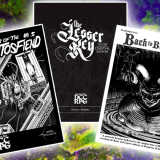 New DCC Zines in the Online Store!