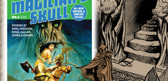Awesome Stretch Goals on Tales From The Magician's Skull!