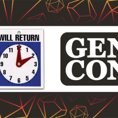 Gen Con 2019: A Day Off