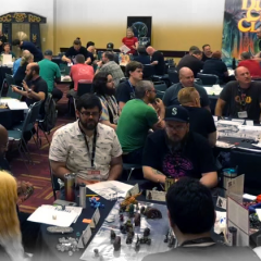 Gen Con 2019: A Recap of The Gen Con DCC Team Tournament