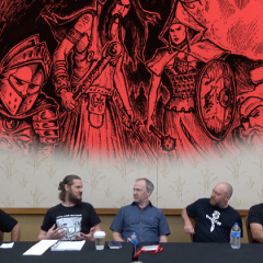Gen Con Videos, Part 1: Gaming in the Spirit of Robert E. Howard