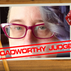 Roadworthy: Judge Kara Baker!