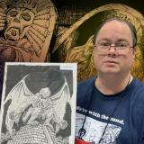 Buy Original DCC Art by Brad McDevitt at Bowling Green FLGS!