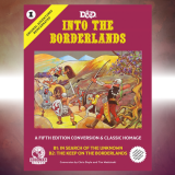 Into the Borderlands Back In Stock!