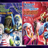 Pre-Order New DCC Horror Modules Now!
