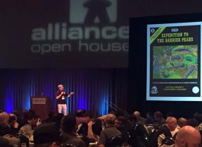 Alliance Open House Recap