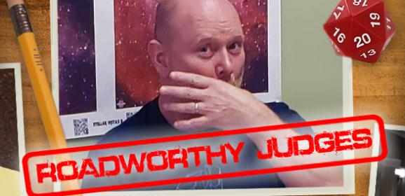 Roadworthy: Judge Daniel Vance!