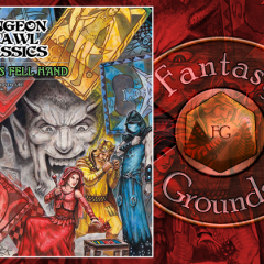 New on Fantasy Grounds: DCC #78: Fate's Fell Hand