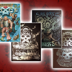 New DCC Releases! DCC Annual, DCC Demon Skull Re-Issue, and DCC #67 Limited Edition Foil Hardcover!