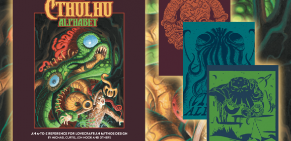 The Cthulhu Alphabet Now Available for Pre-Order In our Online Store