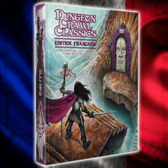 Announcing the French Edition of DCC RPG!