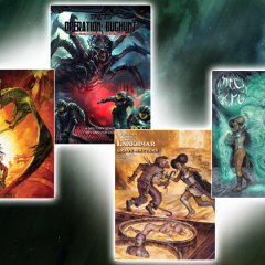 New in the Online Store: DCC Lankhmar, Third-Party Sci-Fi, and Alternate Core Rulebook Covers!