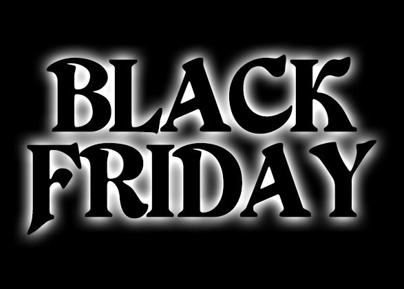 Black Friday Starts Today!