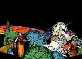 Appendix N Archaeology: The Ballantine Adult Fantasy Series
