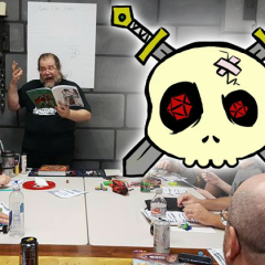 Roadworthy Retailers: Dungeon Games