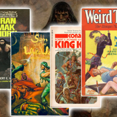 Robert E. Howard Deep Cuts