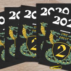 DCC Third-Party Publishers, Prepare for Zine Quest!